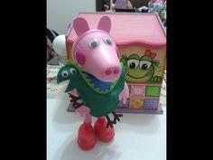 George Pig em eva 3d I parte - YouTube