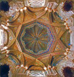 Mezquita de Córdoba, Cúpula de la Maqsura