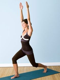 Beat Stress, Weigh Less: Calorie-Burning Yoga Workout #howtogetrippedabstips.com #Metabolic cooking