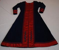 Birka style coat - I really must make something like this for evenings.