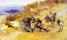 A Battery Field Artillery, New South Wales