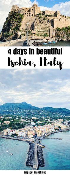 4 days in Ischia. Ischia for the weekend. Ischia, Italy in October