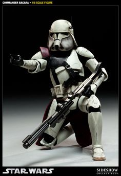 Hot Toys / Sideshow Collectibles - Escala 1/6: Militaries of Star Wars Sideshow Collectibles