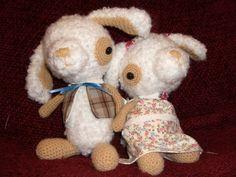:: Harugurumi ::: Baby Sheep Free Pattern