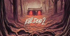 'Evil Dead 2' Soundtrack On Vinyl Out Today From Waxwork Records