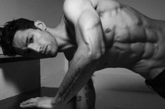 New York's hottest outdoor boot camp dudes: Noah Neiman of Barry's Bootcamp