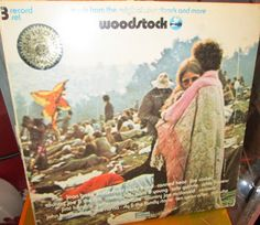 A personal favorite from my Etsy shop https://www.etsy.com/listing/522936672/vintage-record-3-record-set-woodstock