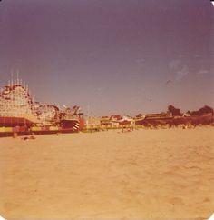 Santa Cruz, California - probably taken in the 50s or 60s
