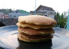 Pancake Oatmeal foto resep utama Pancakes, Oatmeal, Breakfast, Food, Breakfast Cafe, Pancake, Essen, Yemek, Rolled Oats
