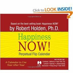 Happiness Now! Perpetual Flip Calendar: A Calendar to Use Year After Year (Perpetual Calendar)