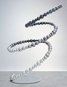 Jean-Michel Othoniel's Glass Sculptures : Architectural Digest