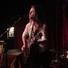 And now @carsonmchonemusic at @strangebrewatx for @kmickwee birthday party. #songwriter #texasmusic #livemusic #austinmusic