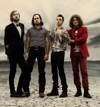 The Killers Brandon Flowers, Love Band, Music Photo, News Songs, My Music, Kinds Of Music, Rock Music, Music Is Life, Indie Music