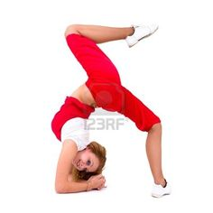 Hip Hop. Tara should do this one! She could pull this off she's so flexible!