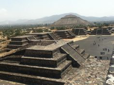 Zona Arqueológica de Teotihuacán - Teotihuacán Municipality, México