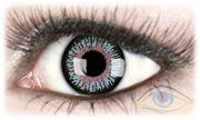 Impressions Blue Contact Lenses