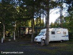 Van Camping, Campsite, Motorhome, Recreational Vehicles, Holland, Road Trip, Campers, Euro, Gem