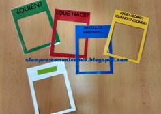 siempre-comunicando: Estructuración del lenguaje