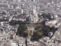 3. Take in the views from Montmartre