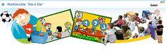 xogos para infantil e 1º ciclo alimentación e saúde