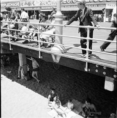 Coney Island July 1939 Photo Andrew Heman