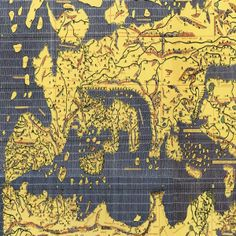 ancienne carte d'europe-EL İDRİSİ