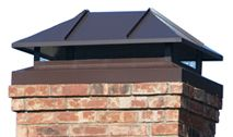 """Our """"#2 Cap"""".  Similar to our #1, but with a pitch roof style."""