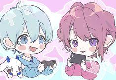 Vocaloid, Anime Blue Hair, Anime Friendship, Cute Anime Chibi, Darling In The Franxx, My Character, My Sunshine, Anime Guys, Anime Art