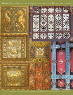 Hearst-Castle-Ceilings-2