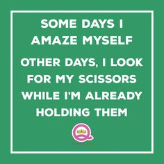 Ideas craft quotes funny hilarious humor for 2019 Me Quotes, Funny Quotes, Funny Memes, Funny Sewing Quotes, Hilarious Sayings, Lady Quotes, Hilarious Jokes, Quotable Quotes, Sewing Humor