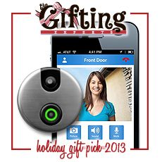 The Gifting Experts 2013 #HolidayGiftGuide : SkyBell WiFi Doorbell