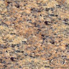 Golden Palha Granite  (Kitchen-Design-Ideas.org)