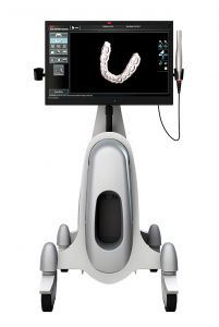 Here's what the dental scanner looks like!