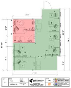 floor plan of a business in ny cubiclelayout business office floor plan