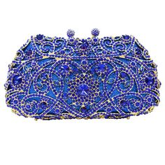 Luxury Crystal Clutch Bag Ladies Evening Bag Handcraft Diamond Femme Pochette Women Mariage Clutch_12     https://www.lacekingdom.com/