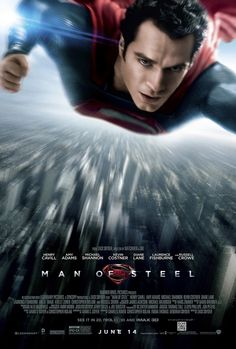 Man of Steel starring Henry Cavill and Amy Adams from 300 director Zack Snyder courtesy of HollywoodChicago.com!