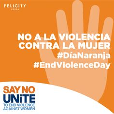 Nov25 #EndViolenceDay - Felicity Urban