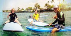 Learn to surf in Kona, Hawaii Surf Weather, Santa Cruz Beach, Surfing Tips, Go Ride, Kona Hawaii, Humboldt County, California Surf, Learn To Surf, Cool Landscapes