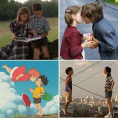 10 romances infantiles que demuestran que el amor también es cosa de niños - Fotogramas Junior - Fotogramas