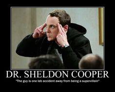 Ohh Sheldon ..