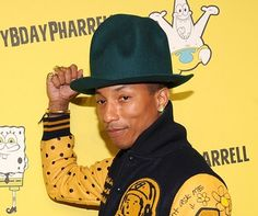 "Pharrell Williams Earns Less Than $3000 from 43 Million Plays of ""Happy"" on Pandora"