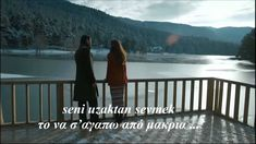karadayi mahir feride - sensiz saadet neymiş with lyrics - the best video!!
