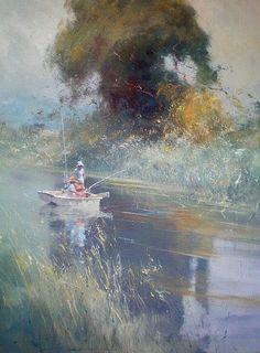 robert hagan painting