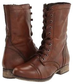 403c8c0f1fa Steve Madden Brown Troopa Boots Booties Size US 9.5 Regular (M