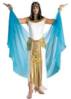 Rubie's Costume Grand Heritage Collection Deluxe Cleopatra Costume, White, Small Rubie's Costume Co,http://www.amazon.com/dp/B000LTQGV2/ref=cm_sw_r_pi_dp_Tskusb16Z94CCP1H