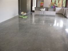 Modern home flooring ideas modern home flooring ideas polished concrete floors pros cons minimalist kitchen modern house flooring ideas Seal Concrete Floor, Concrete Basement Floors, Polished Concrete Flooring, Concrete Bathroom, Epoxy Floor, Stained Concrete, Honed Concrete, Concrete Lamp, Concrete Furniture