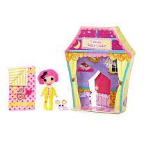 "$6.99  Mini Lalaloopsy Sew Sleepy Doll - Crumbs Sugar Cookie - MGA Entertainment - Toys ""R"" Us"
