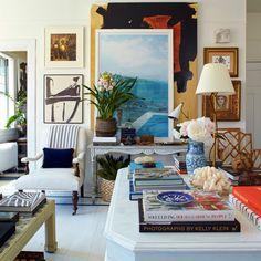 Interior Designer: William McLure, Birmingham, Alabama
