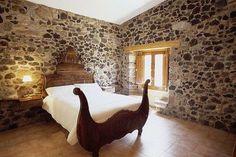 Casas rurales: Fotos de ideas decorativas - Casas rurales, ideas decorativas clásicas para tu dormitorio