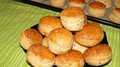 Oškvarkové pagáčiky- MňamRecepty.eu Hamburger, Bread, Food, Basket, Brot, Essen, Baking, Burgers, Meals